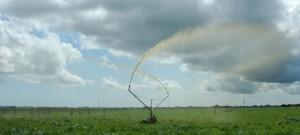 travelling effluent irrigator